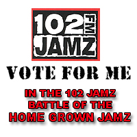 VOTE FOR M.M.F. (MIGHTY MIDDLE FINGERS) ON 102 JAMZ ORLANDO!