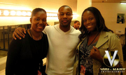 Backstage @ The Triple Threat Tour with TANK