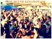 THE BLEND KING DJ I AM ROCKS PARTIES!!!