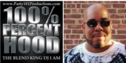 2013 DJ I AM MIXTAPE 100% PERCENT HOOD