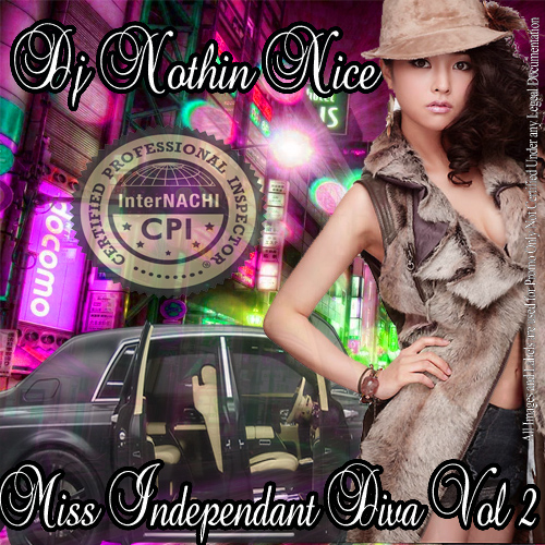 Dj Nothin Nice - Miss Independant Diva Vol 2