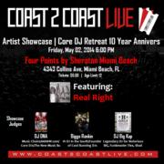 Coast 2 Coast Live Artist Showcase   Core DJ Retreat 10 Yr. Anniversary!