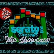 Serato 101 DJ Showcase Mixtape Cover