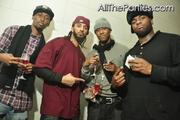 Me, Geo,Reek Da Villian and Reg(Kinship owner)
