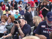Vets working a Rally