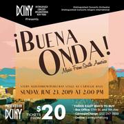 Buena Onda: Music from South America