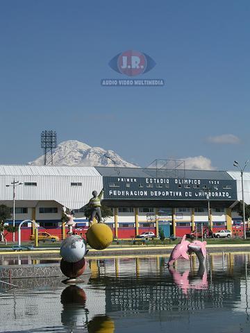 Parque Guayaquil Estadio Olimpico