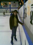 en el patinaje