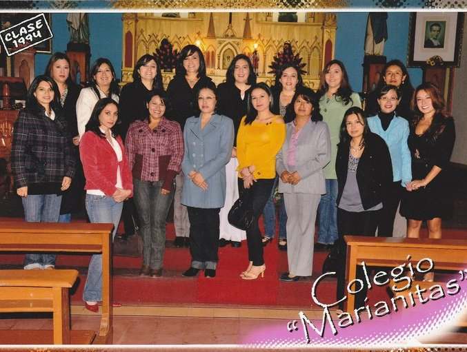 Marianitas 2010