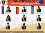Abanderados Olivo 2012