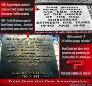 Auschwitz Lie
