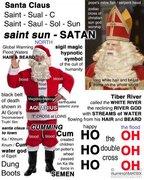santa satan