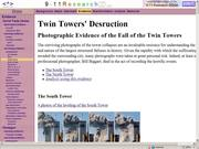 Twin Towers Demolished