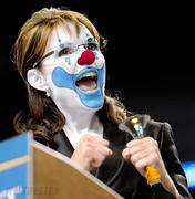 palin-clown