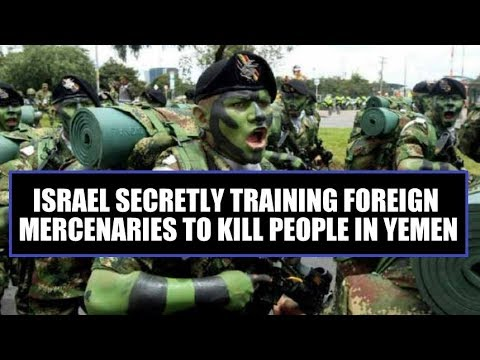 Jake on Richie Allen Show - Part 2 - Israel Training Mercenaries to Attack Yemen