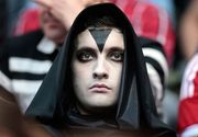 11 Satanists Dressed People Attend Chelsea Game As Satanic Symbols Saturate The Earth