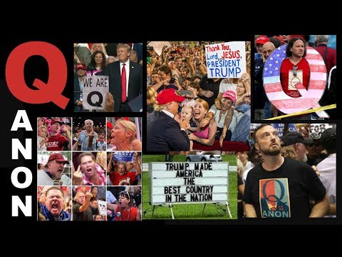 Jake on Richie Allen Show - Part 3 - Trump #Qanon & the Dumbing Down of America