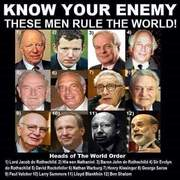 Know Your Enemy: These men rule the world