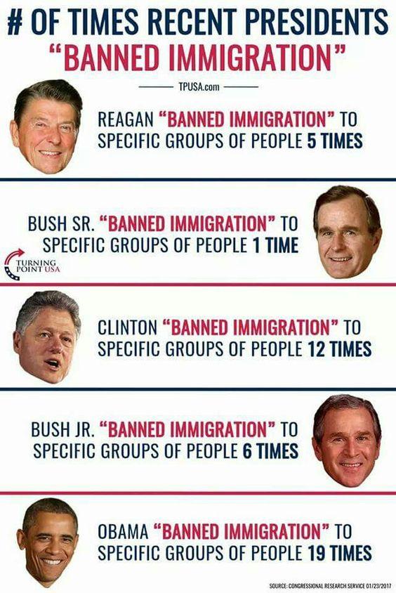 Banning Immigration