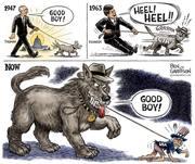 New based Ben cartoon! The CIA