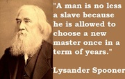 lysander spooner-quote