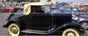 1931 Chevrolet Cabriolet Restored