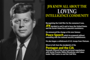 Don't Forget JFK's Fight With The CIA