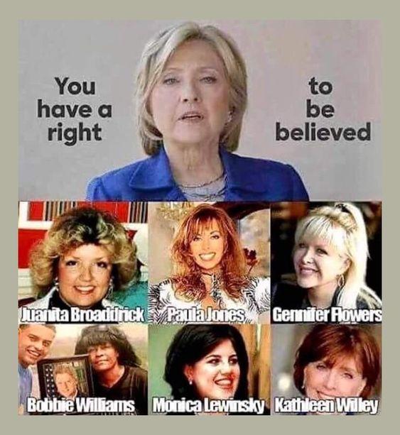 Women Must Be Believed