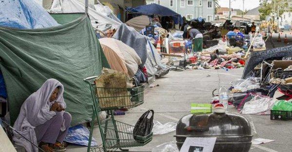 San Francisco Filthy Slum Neonnettle.com