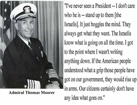 admiral t moorer