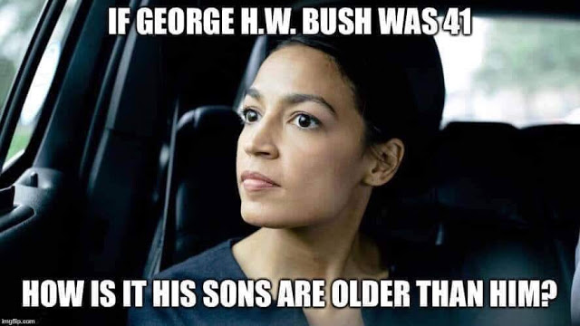 AOC - More Deep Thoughts