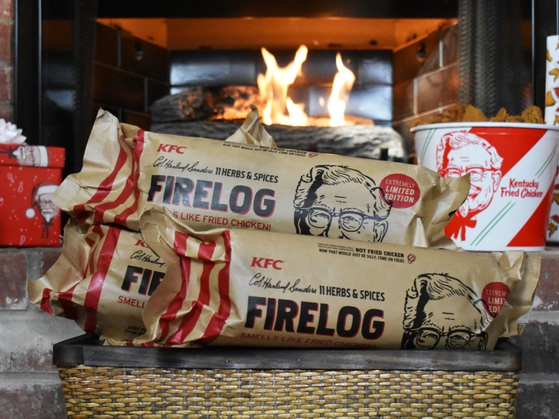 Smells Like Fried Chicken For The Holidays
