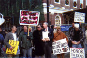 CAACP Rally's For Truth