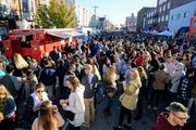 Hawthornes' 10th Annual IPA, Champagne & Rose Block Party