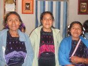 Mujeres de Acteal, Dando Gracias por salido de sus varones como presos