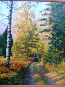 MY PAINTING-OUR FOREST