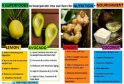 4 Superfoods