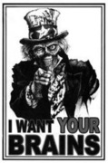 UNCLE SAM WANTS YOU - FOR LUNCH