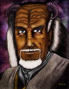 richard klingon color
