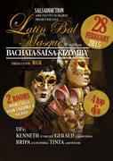 28-02-2015: Latin Bal Masqué
