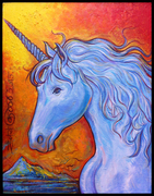 'A Portrait of The Unicorn'