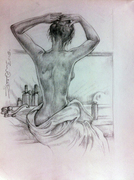 """Before the Bath"""