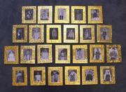 4th grade Gold Rush characters (4-09)