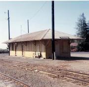 Schellville Depot
