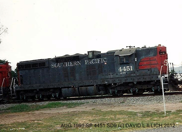 SP4451 on NWP