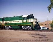 California Northern Railroad Photos