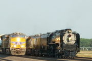 Trains Every where!!!