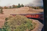 Healdsburg-Willits excursion in 1996
