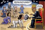 "Ben Garrison ""Reparations"""