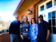 February 22,2018 We spent the morning at Human Services Campus with Sheila D. Harris PhD, Executive Director and Steve Davis, Director of Development.